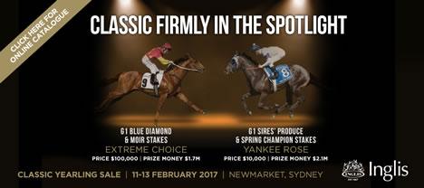 2017 Inglis Classic Sale